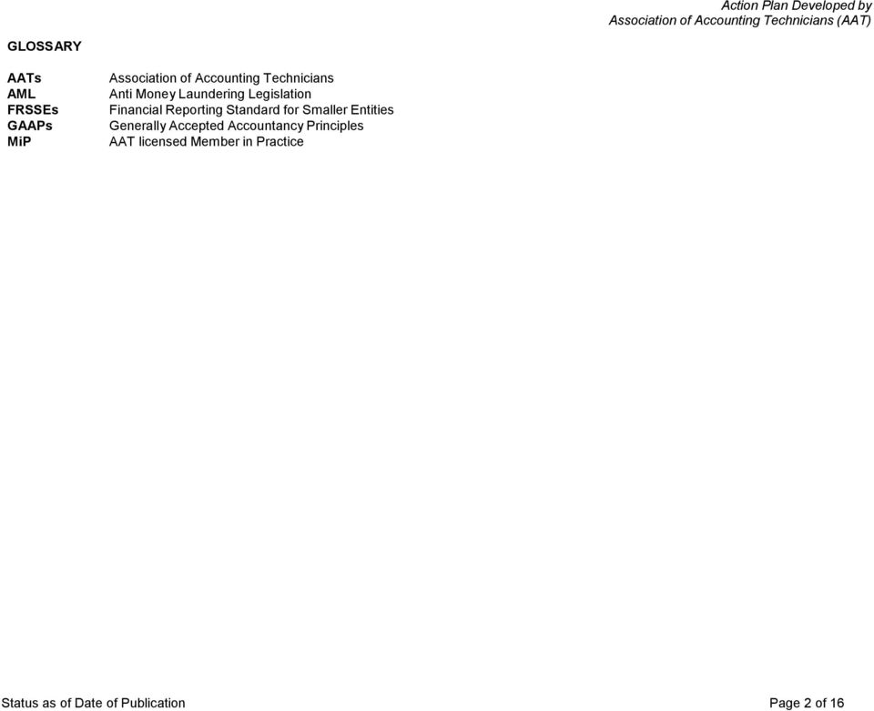 anti money laundering compliance program template - february 2015 money compliance page 2 autos post