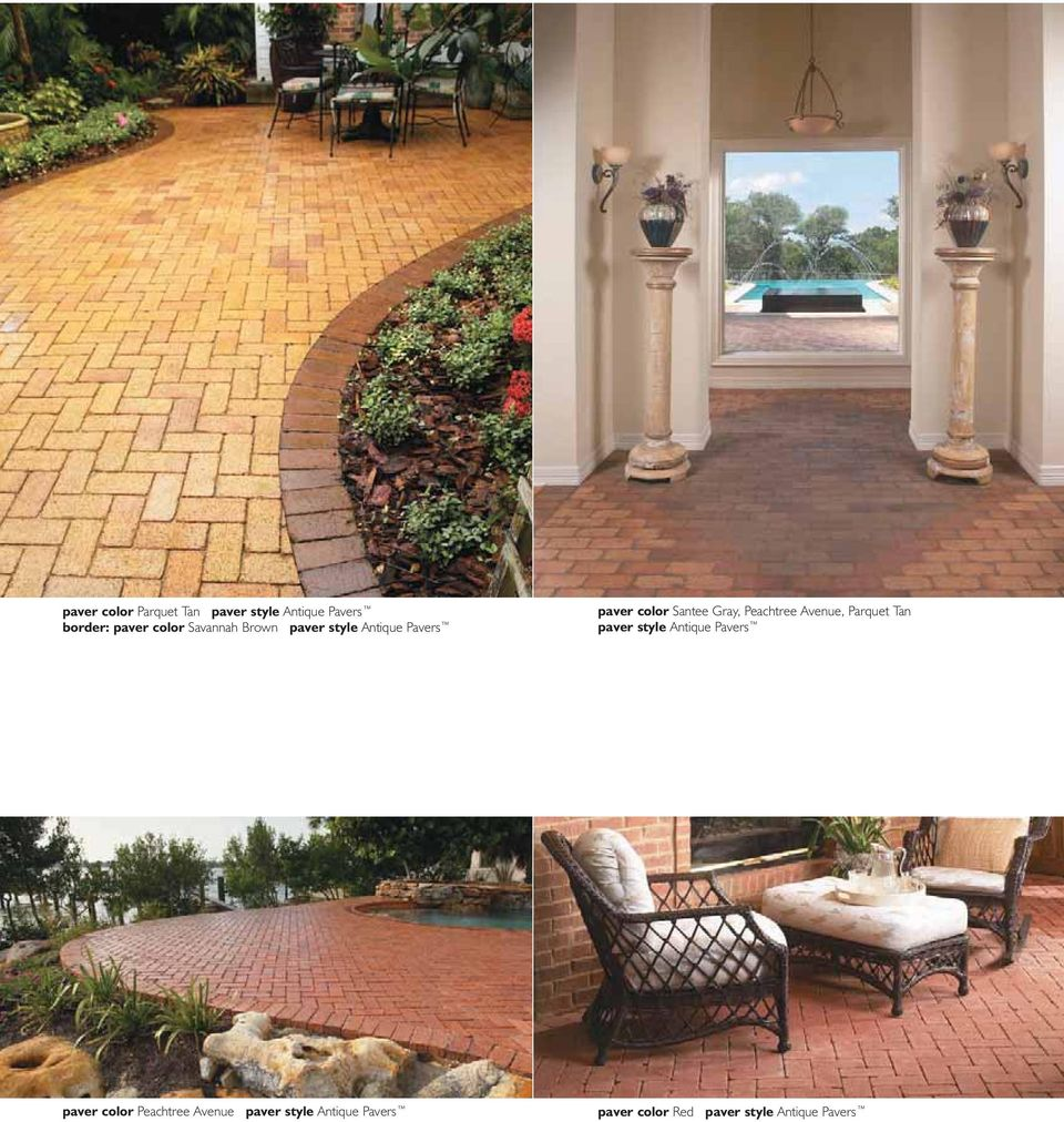 style Antique Pavers 6.