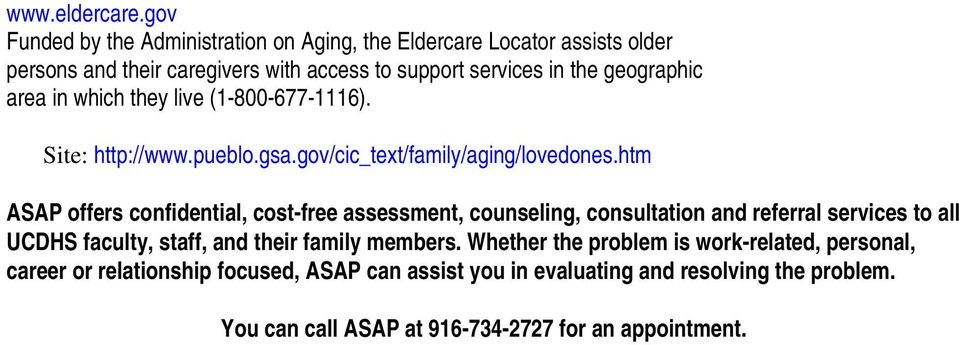 Caring For An Aging Loved One Pdf