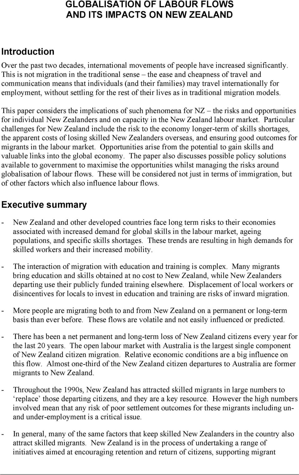 Labour rights in New Zealand