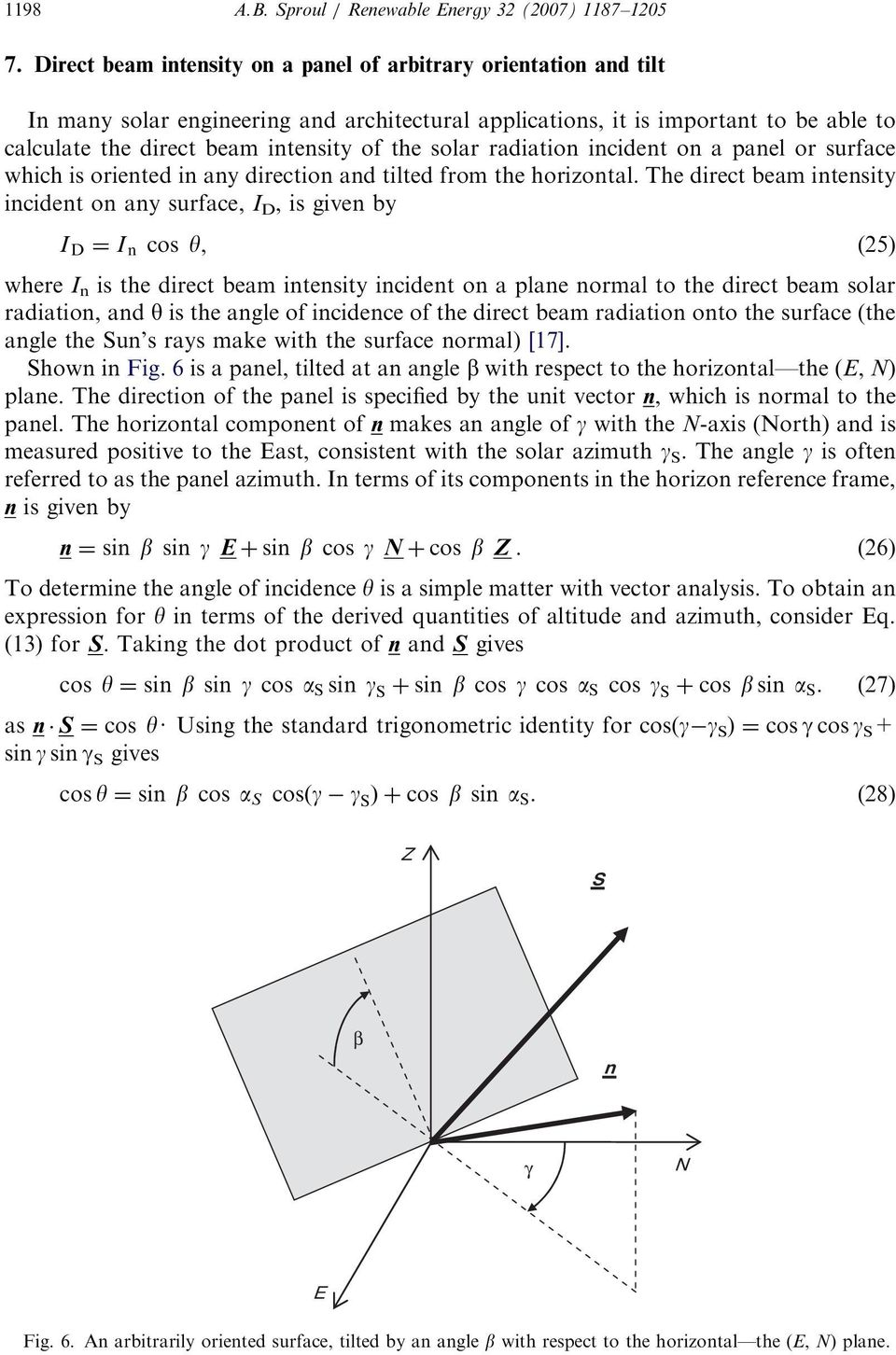 vector and geometric calculus pdf