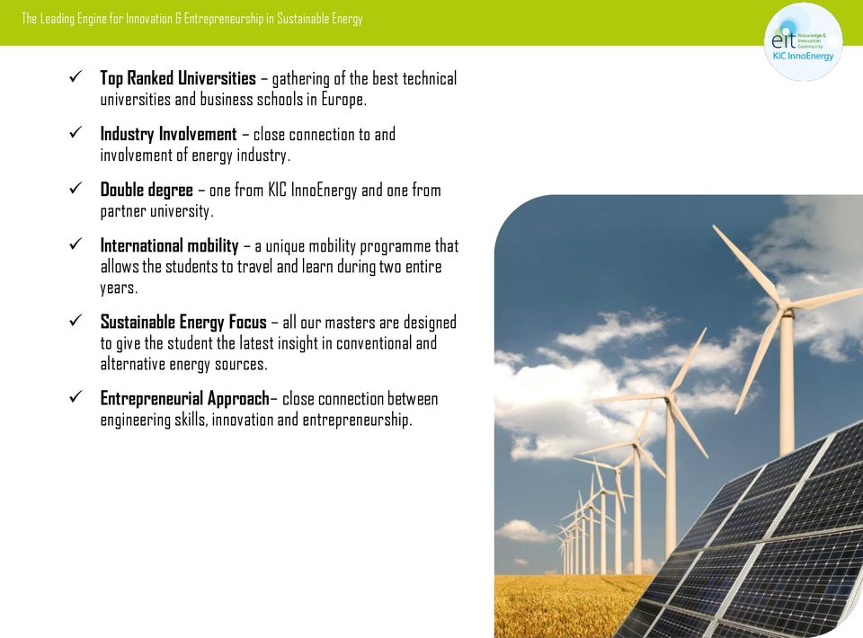 master thesis renewable energy The european master in renewable energy is directed towards engineers and research oriented bachelor graduates that want to specialise in one of the renewable energy technologies, such as wind energy, photovoltaics, ocean energy, solar thermal or.