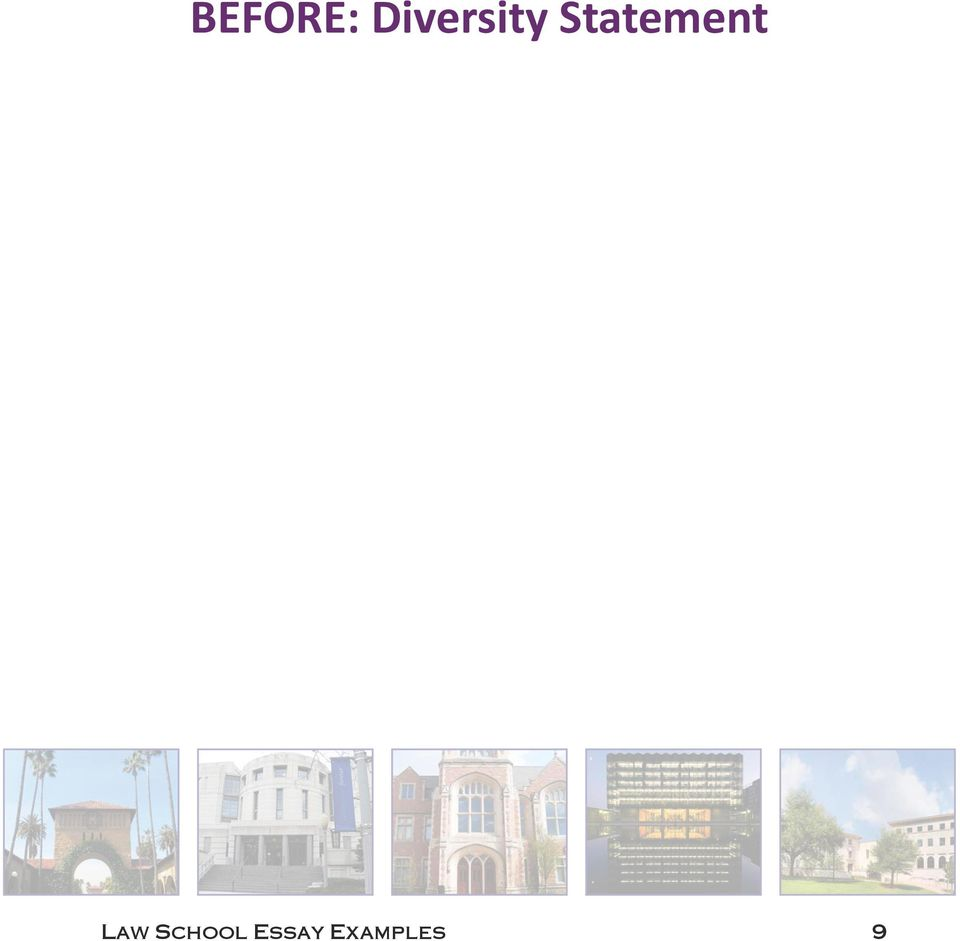 ... Diversity Essays For Law School - Examples Of Diversity Essays For Law