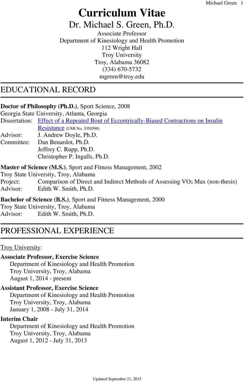 Kinesiology And Exercise Science college subjects in philippines