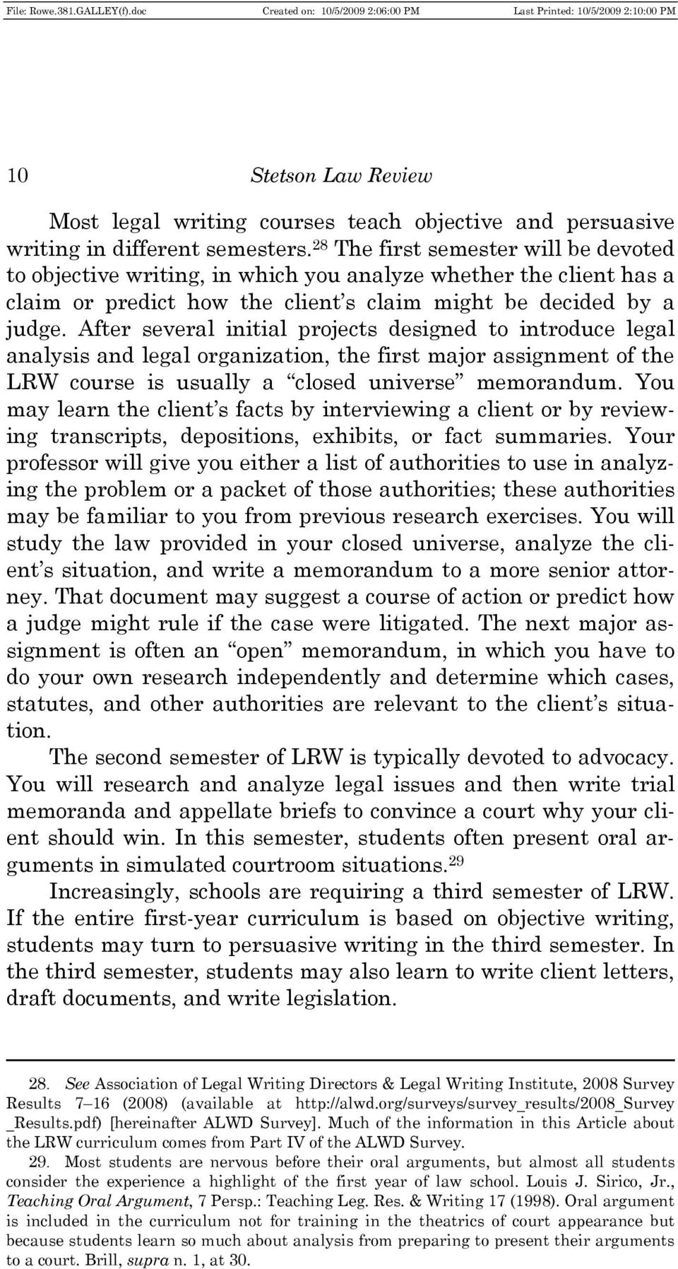 Seven Appellate Tips from a Seventh Circuit Judge