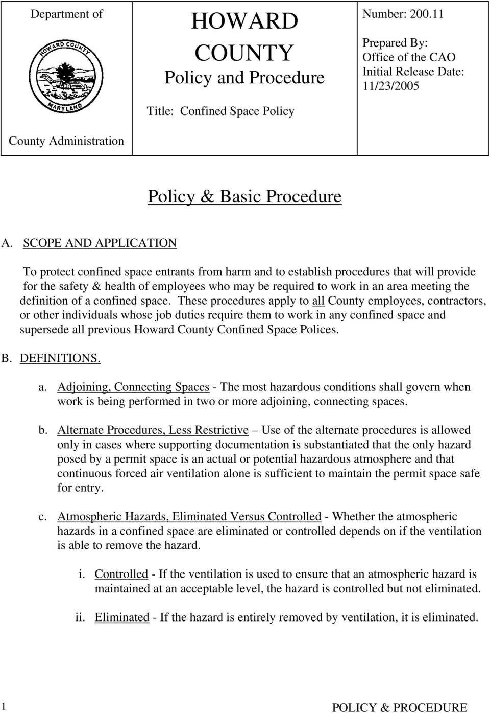 what is policy definition pdf