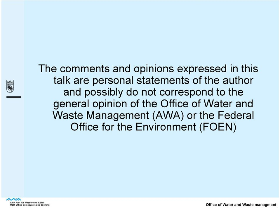 essay questions on waste management