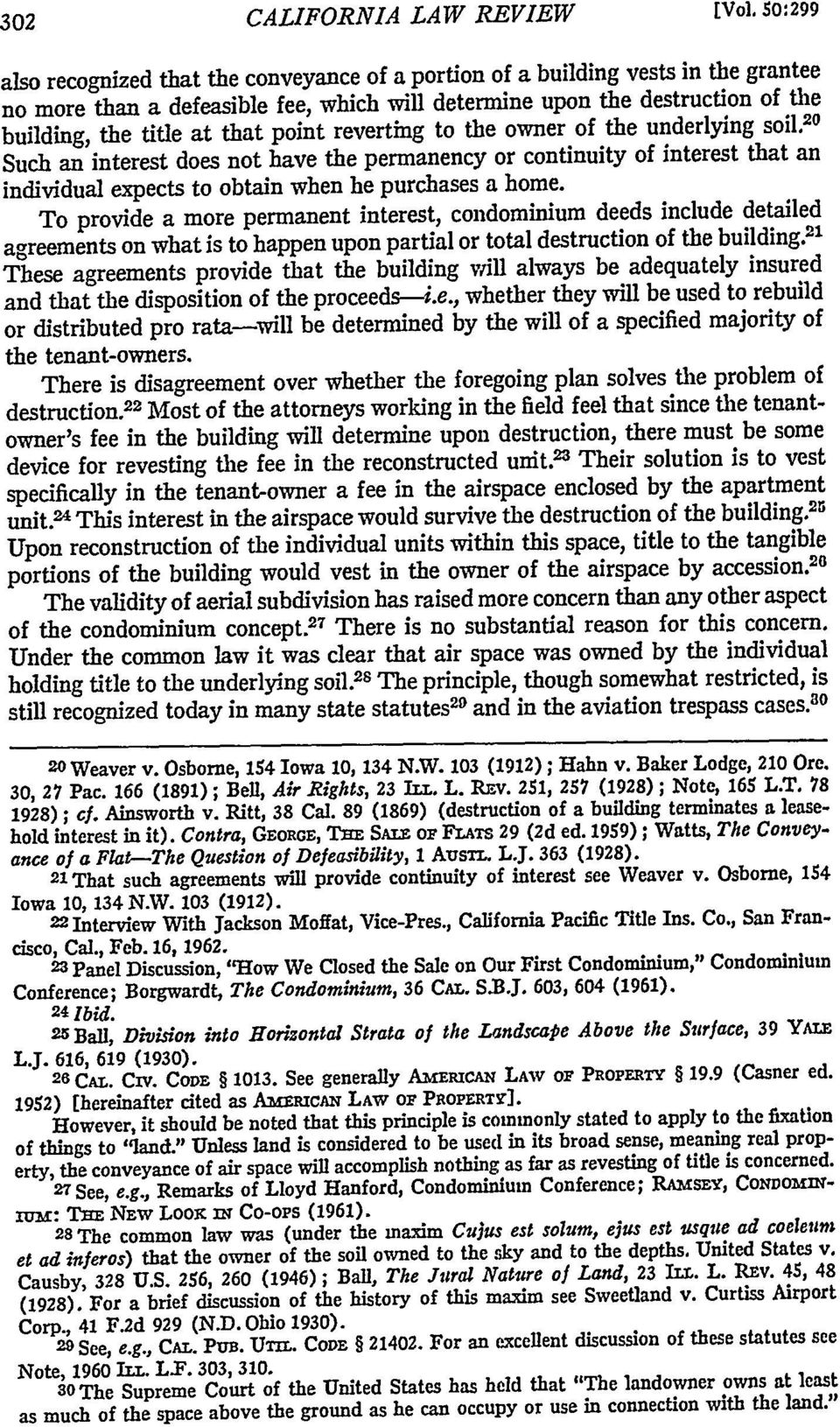 a history of the united states v causby case United states v causby, 328 us 256 (1946) united states v  but that general principle does not control the present case for the united states conceded on oral argument that, if the.