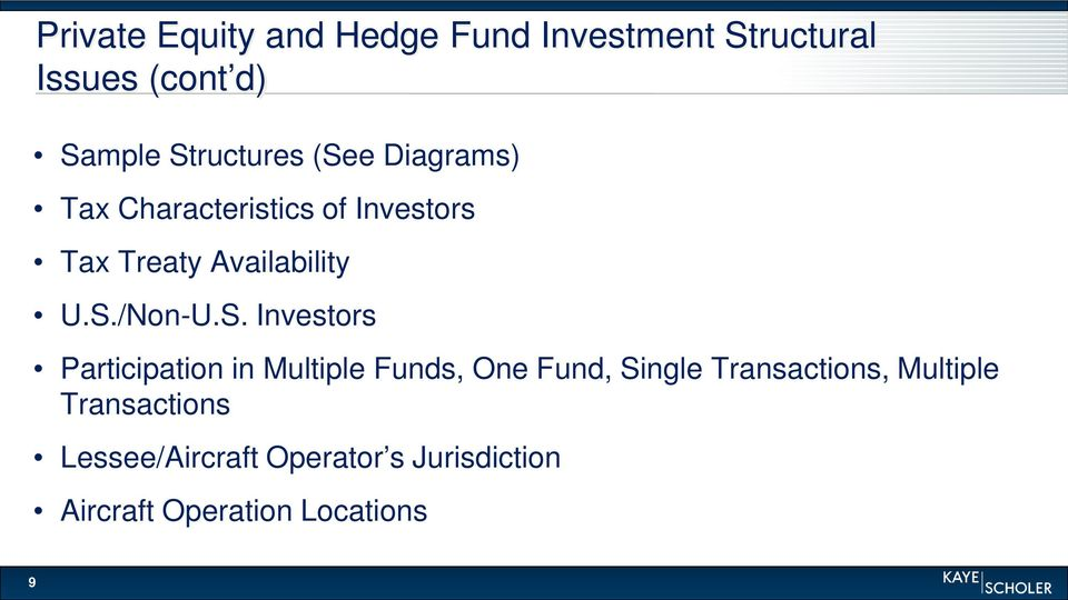what is private equity fund pdf