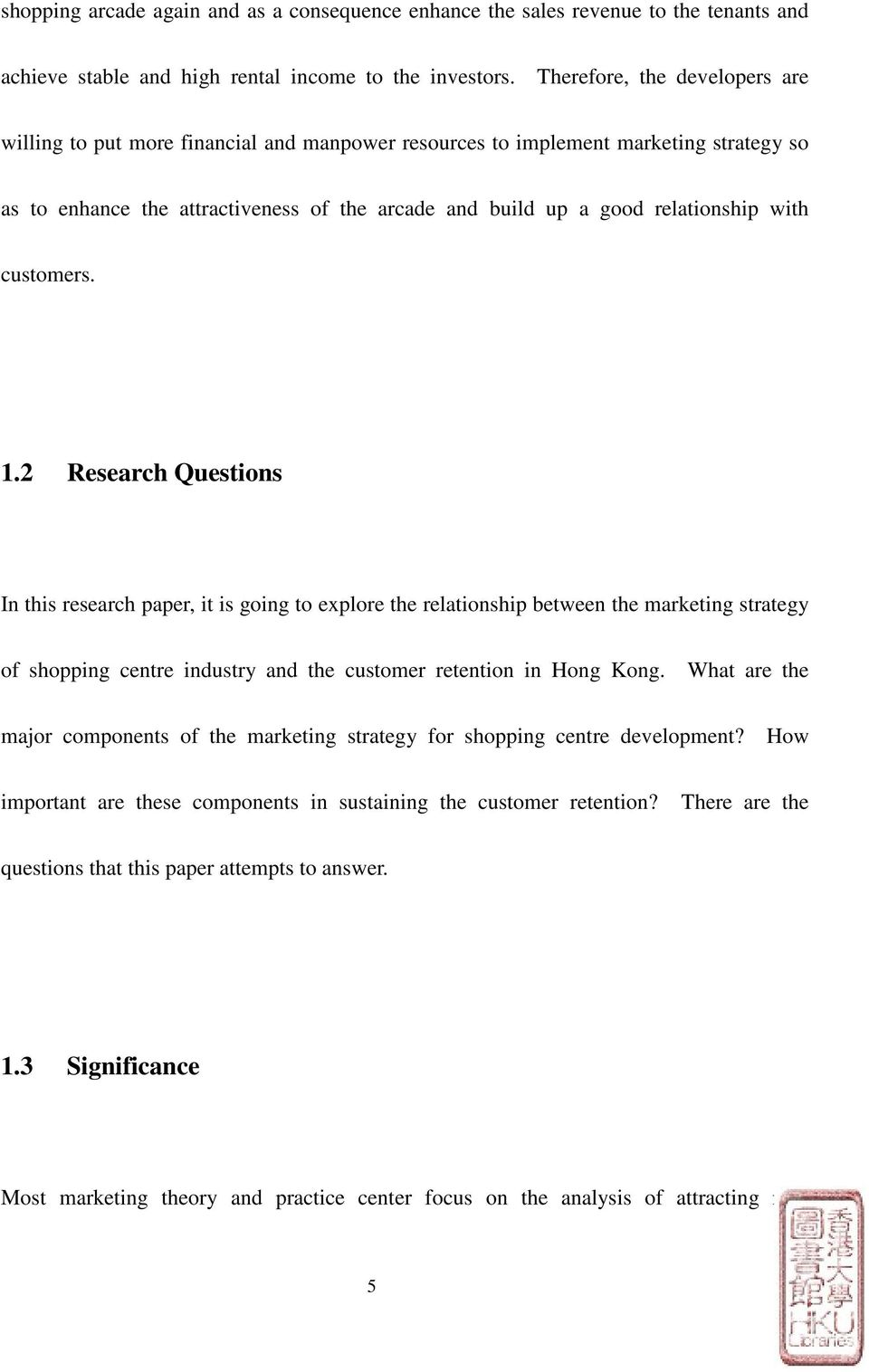 research papers in marketing