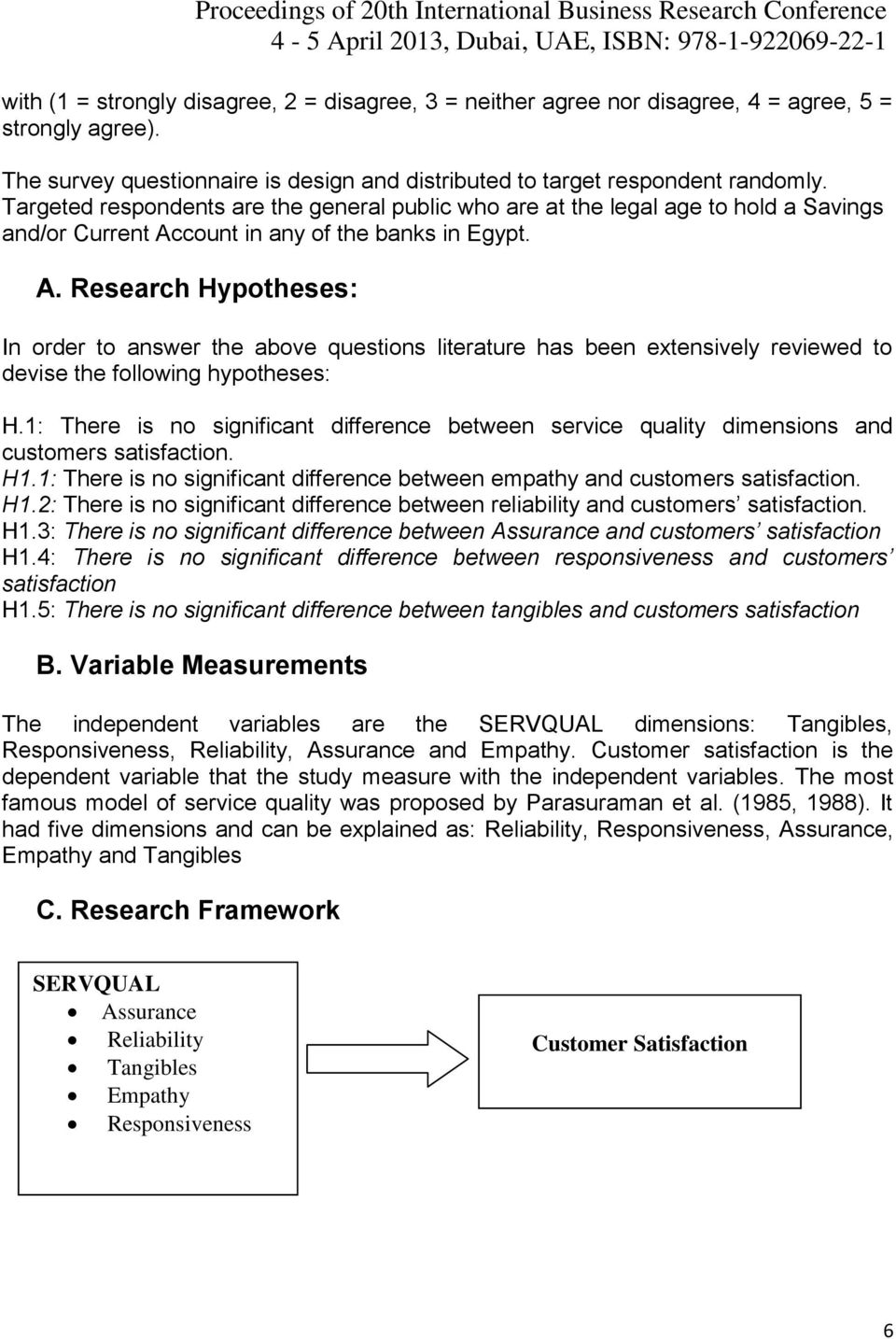 "thesis on customer service in banks Customer perception of banking services — a comparative study of  ""what makes a quality service in banks — customer  customer perception of banking."
