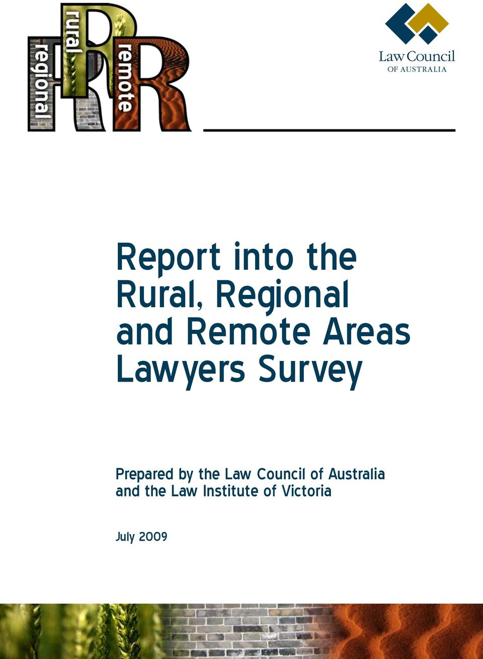 by the Law Council of Australia and