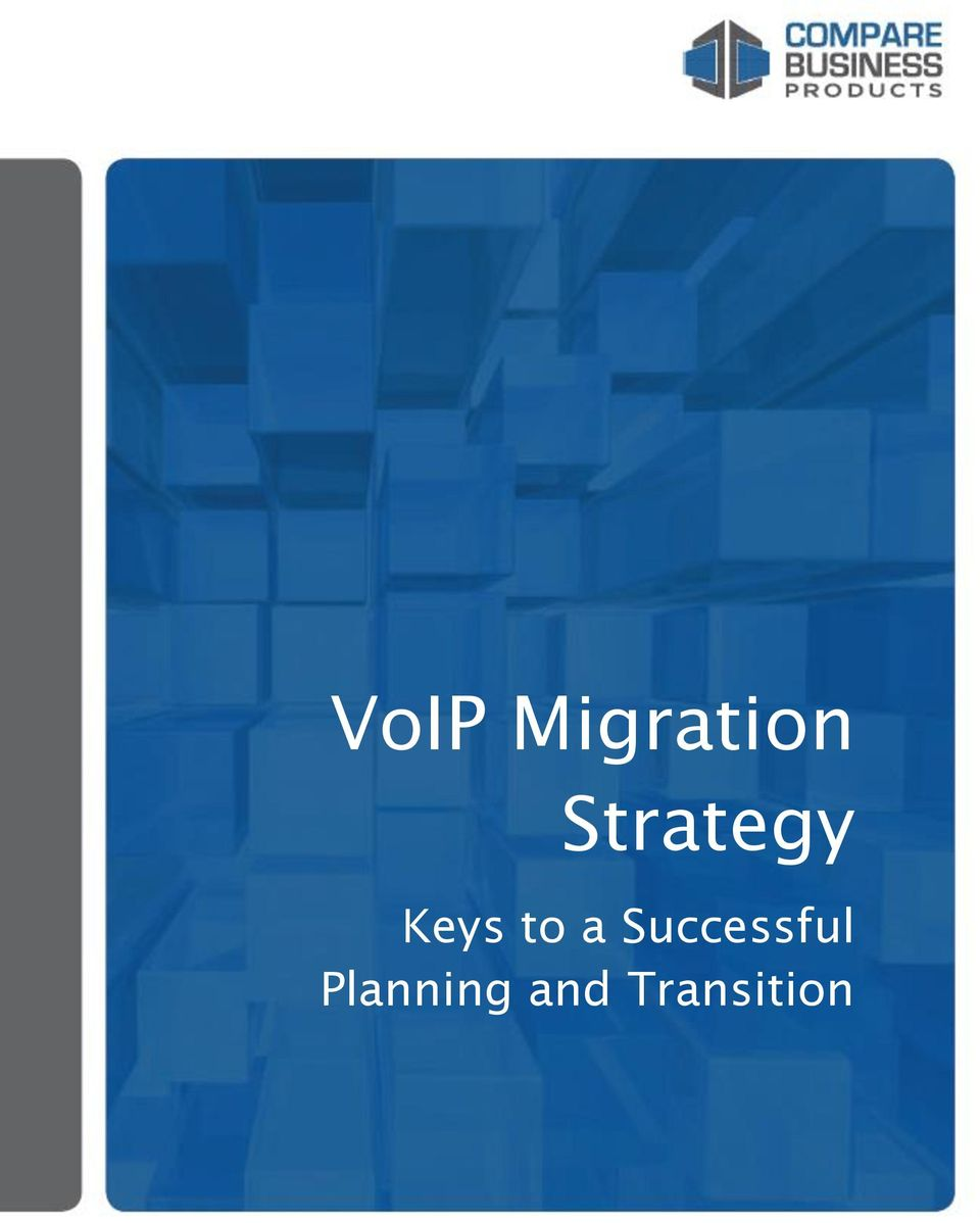 Transition VoIP Migration