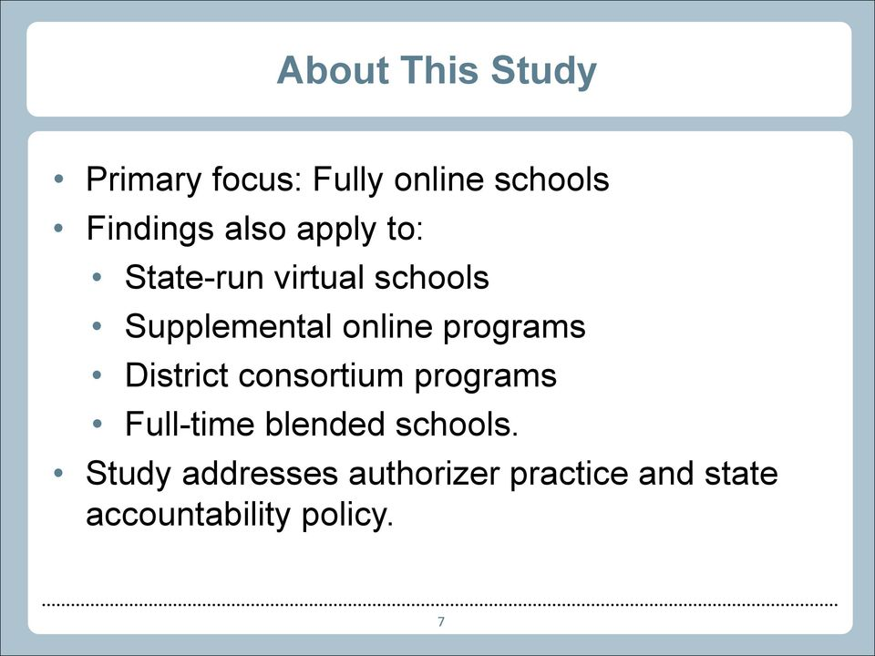 programs District consortium programs Full-time blended schools.