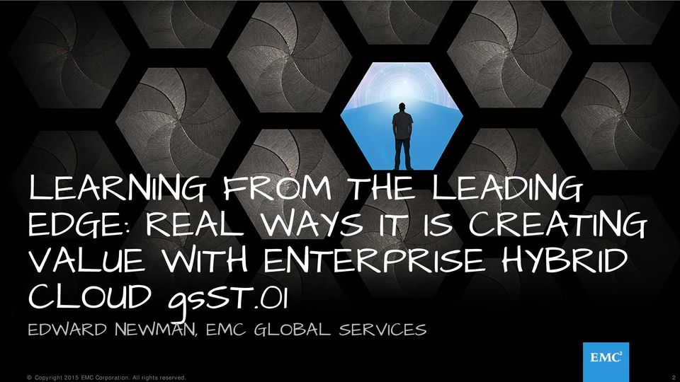 WITH ENTERPRISE HYBRID CLOUD gsst.