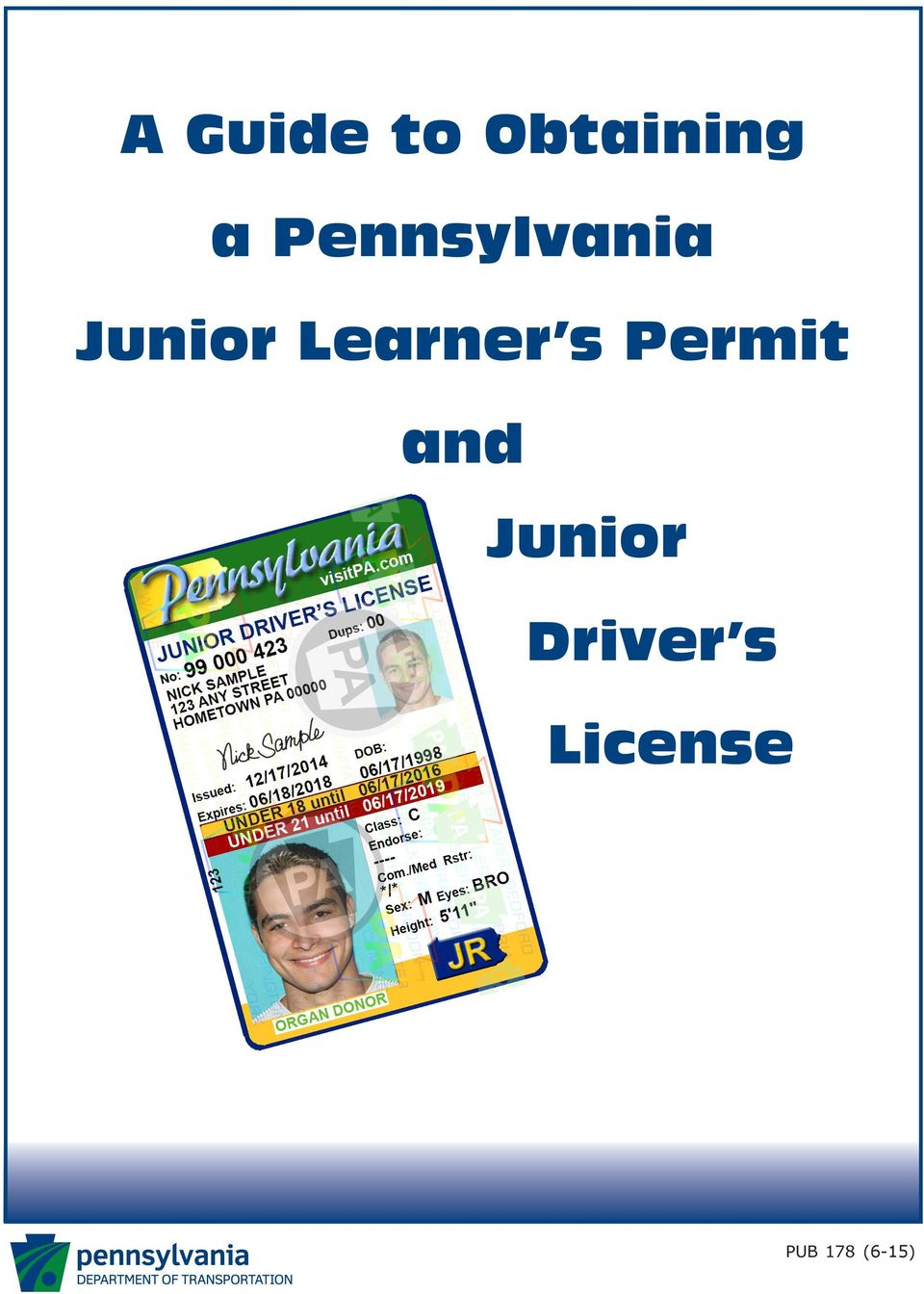 Learner s Permit and