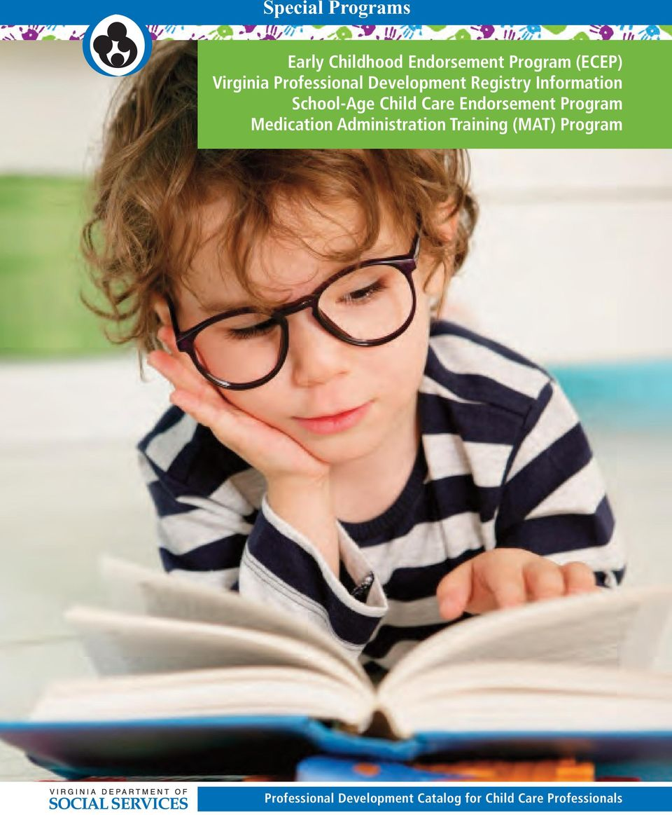 Information School-Age Child Care Endorsement