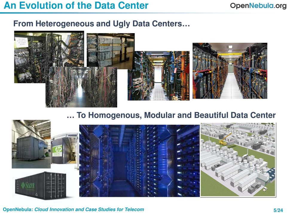 Data Centers To Homogenous,