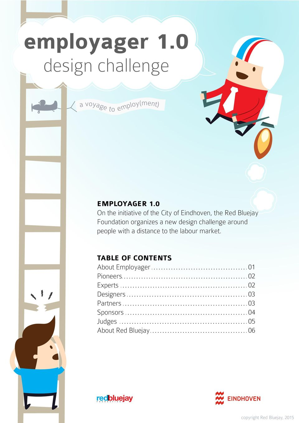 design challenge around people with a distance to the labour market.