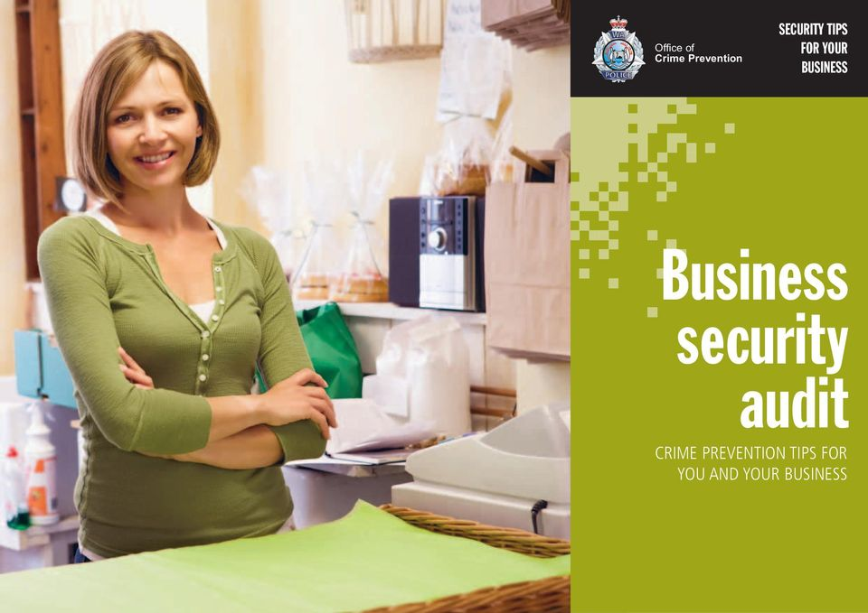 BUSINESS Business security audit CRIME