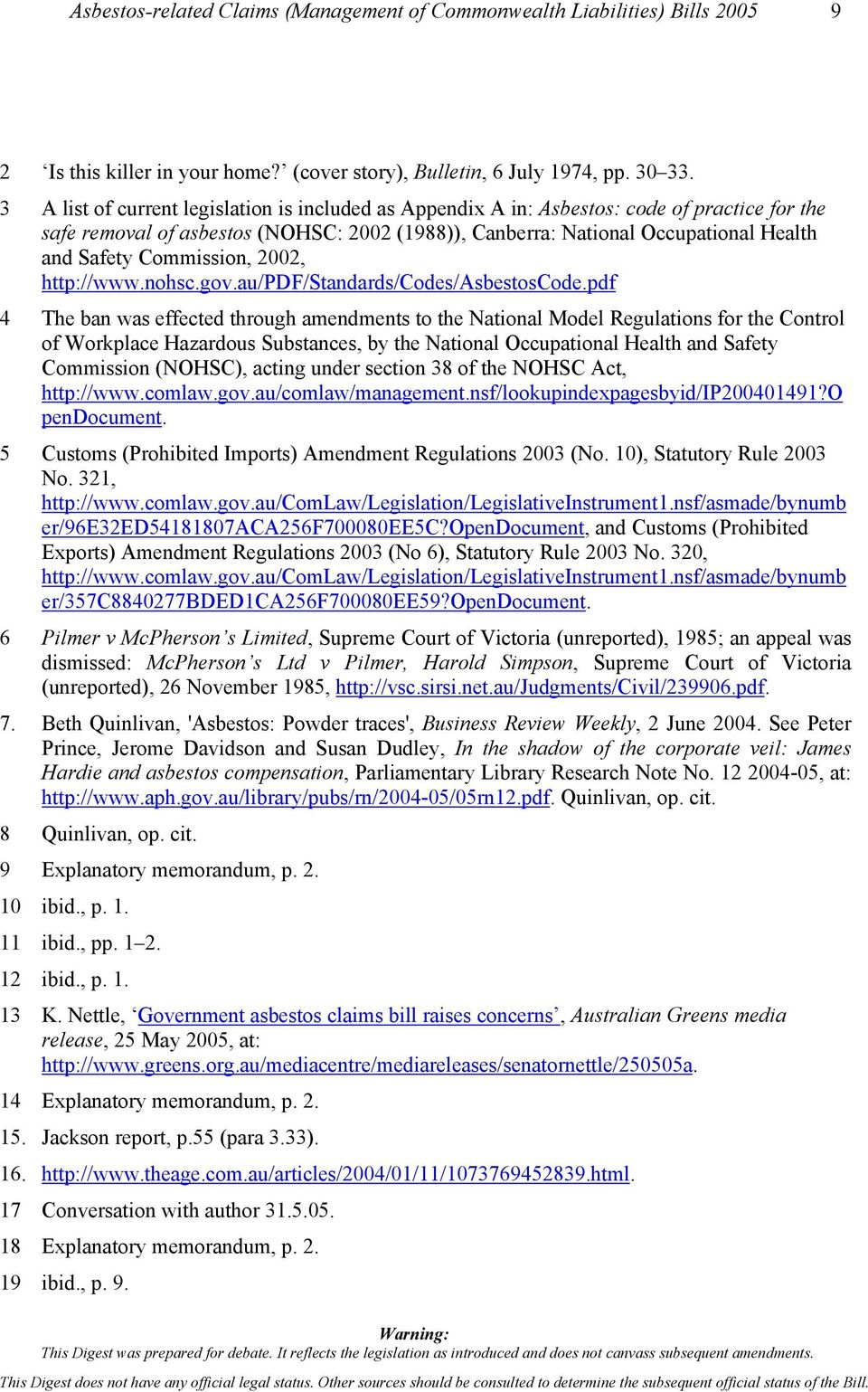 Commission, 2002, http://www.nohsc.gov.au/pdf/standards/codes/asbestoscode.