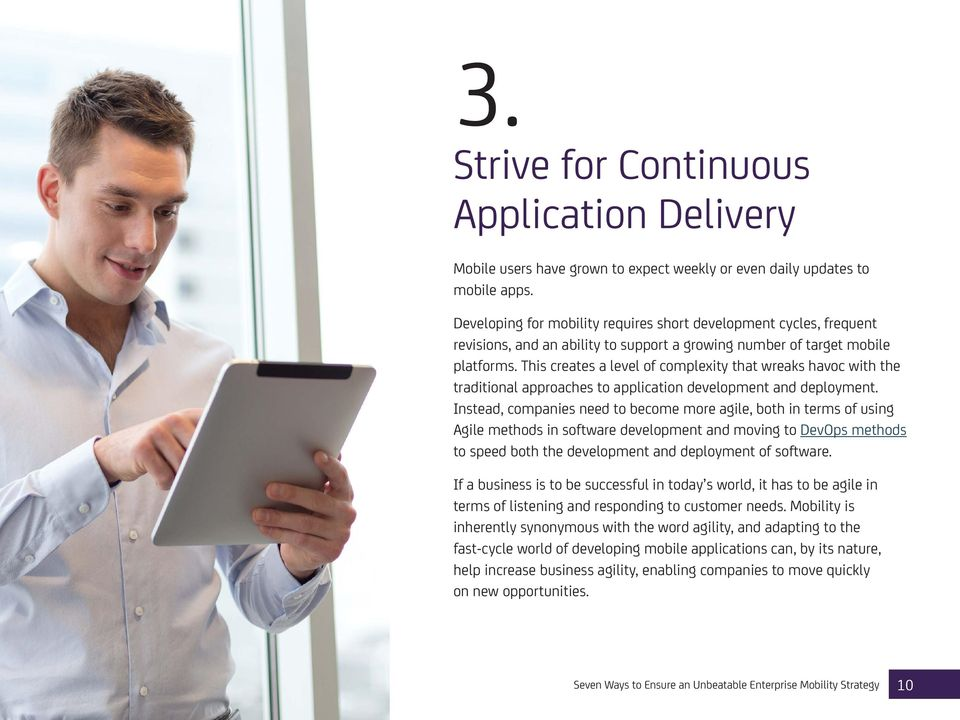 This creates a level of complexity that wreaks havoc with the traditional approaches to application development and deployment.
