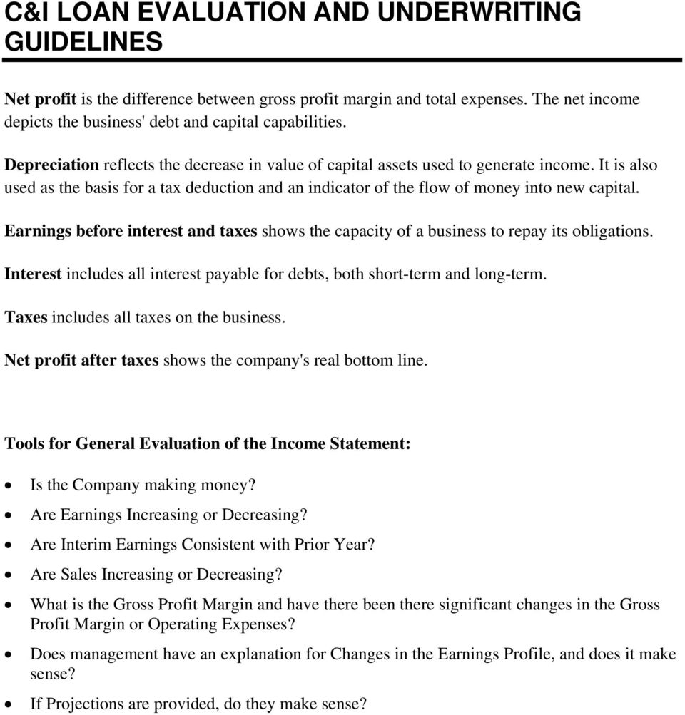 Earnings before interest and taxes shows the capacity of a business to repay its obligations. Interest includes all interest payable for debts, both short-term and long-term.