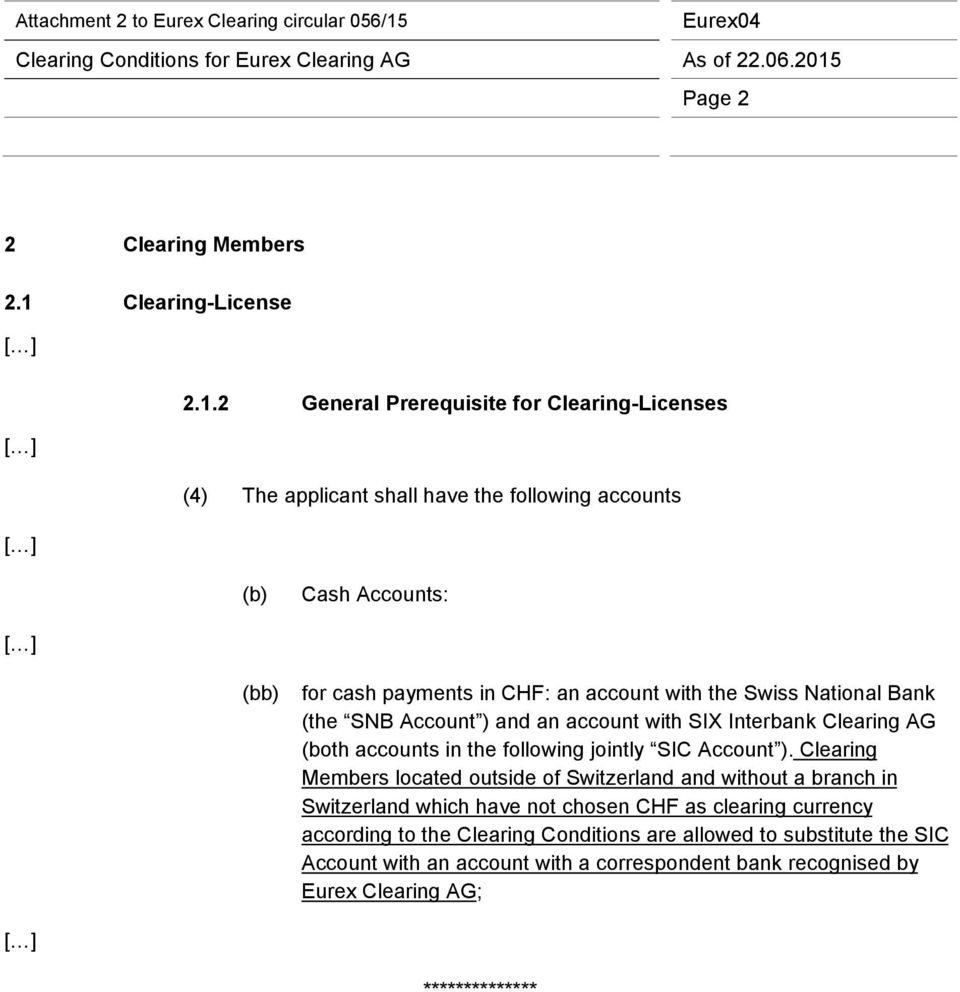 Clearing-License 2.1.