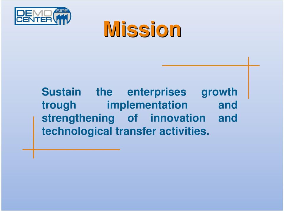 strengthening of innovation and
