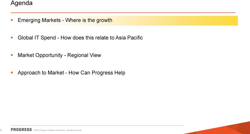 relate to Asia Pacific Market Opportunity -
