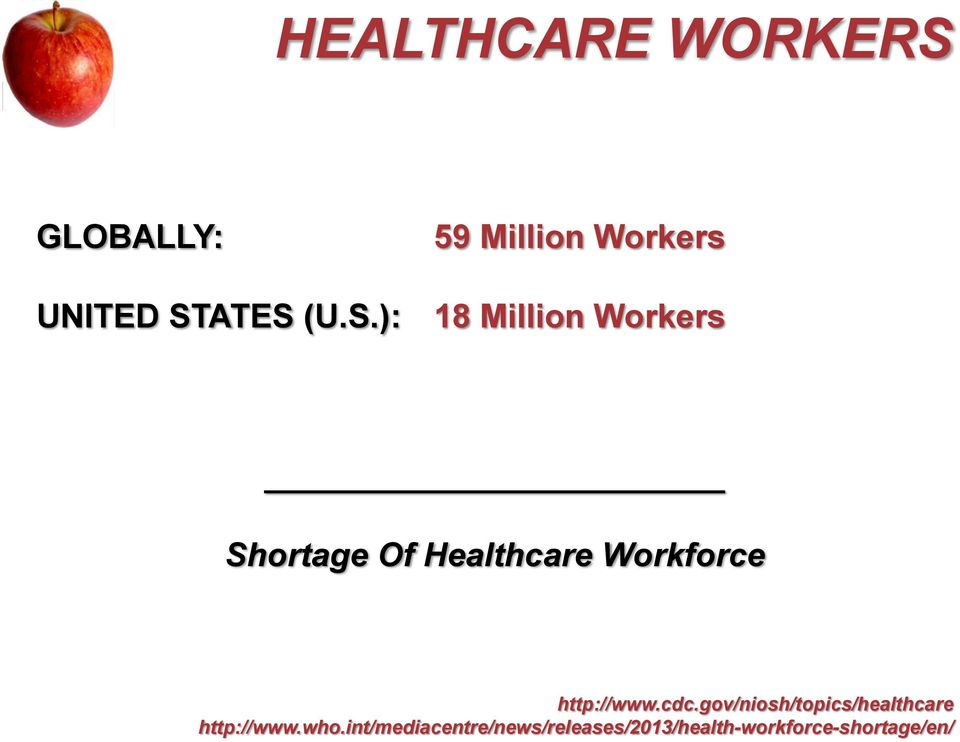 Workforce http://www.cdc.