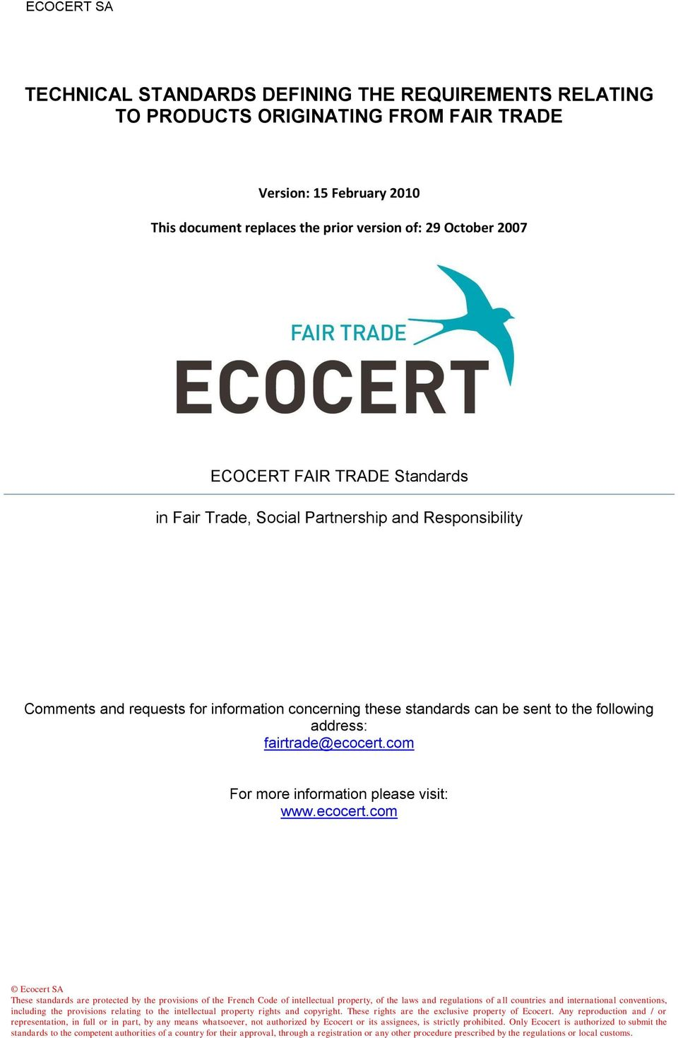 fairtrade@ecocert.