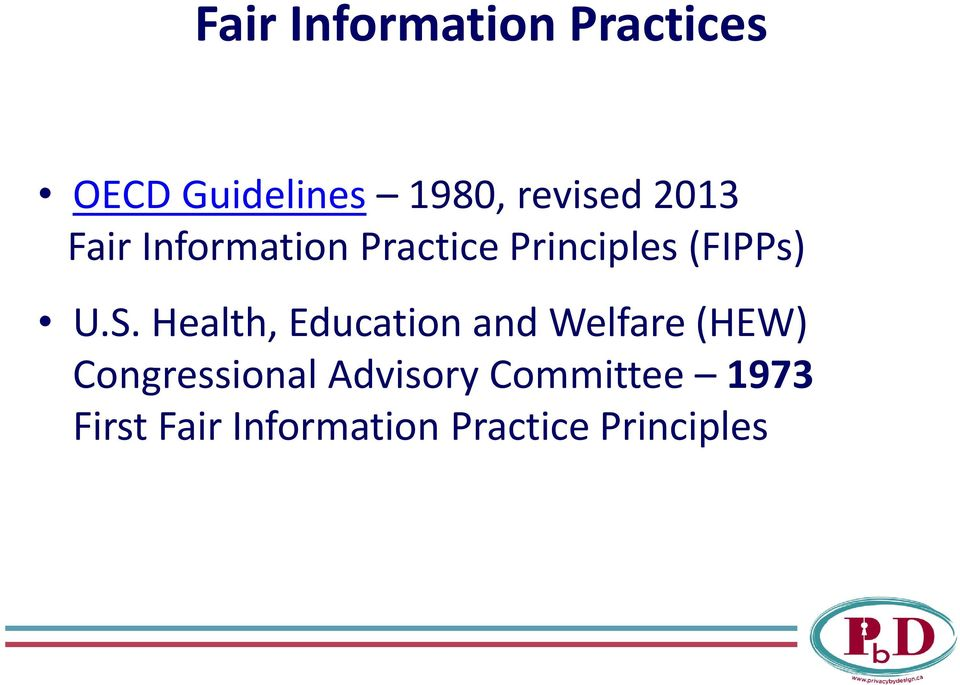 Health, Education and Welfare (HEW) Congressional