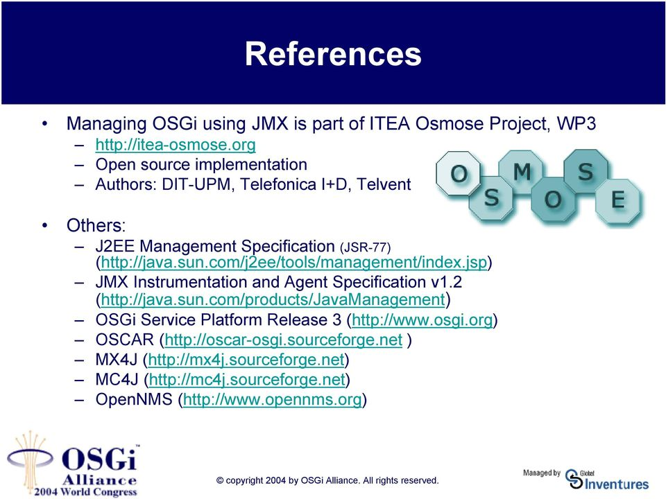 com/j2ee/tools/management/index.jsp) JMX Instrumentation and Agent Specification v1.2 (http://java.sun.