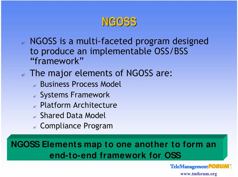 Model Systems Framework Platform Architecture Shared Data Model