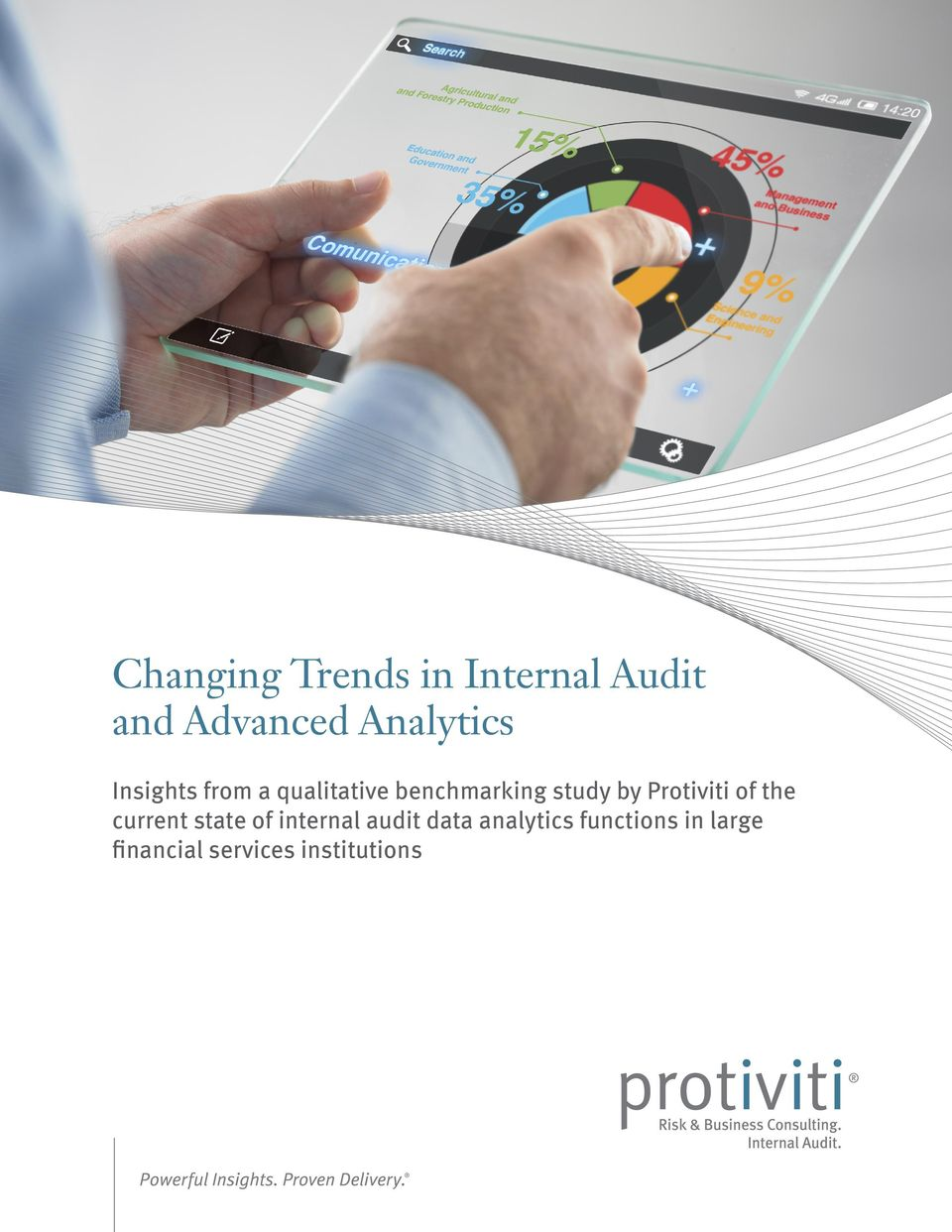 study by Protiviti of the current state of internal