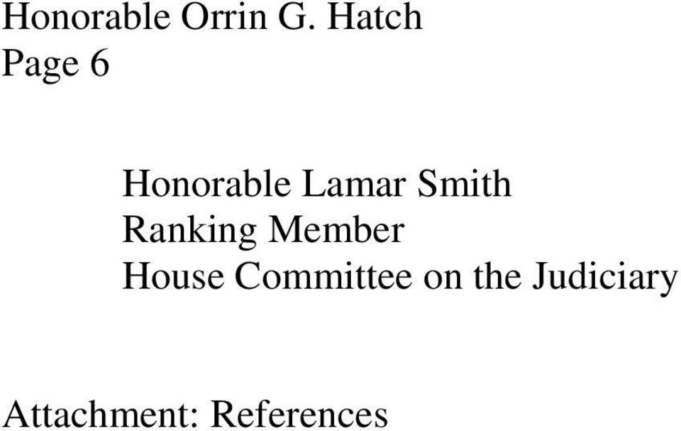 House Committee on the
