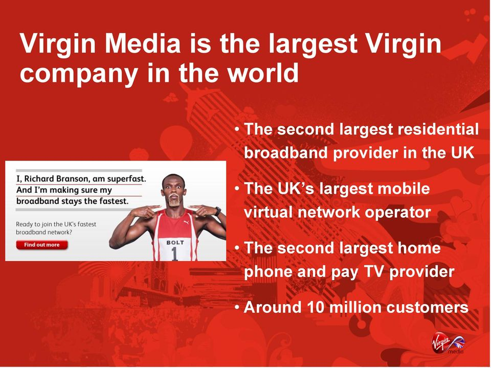 UK s largest mobile virtual network operator The second