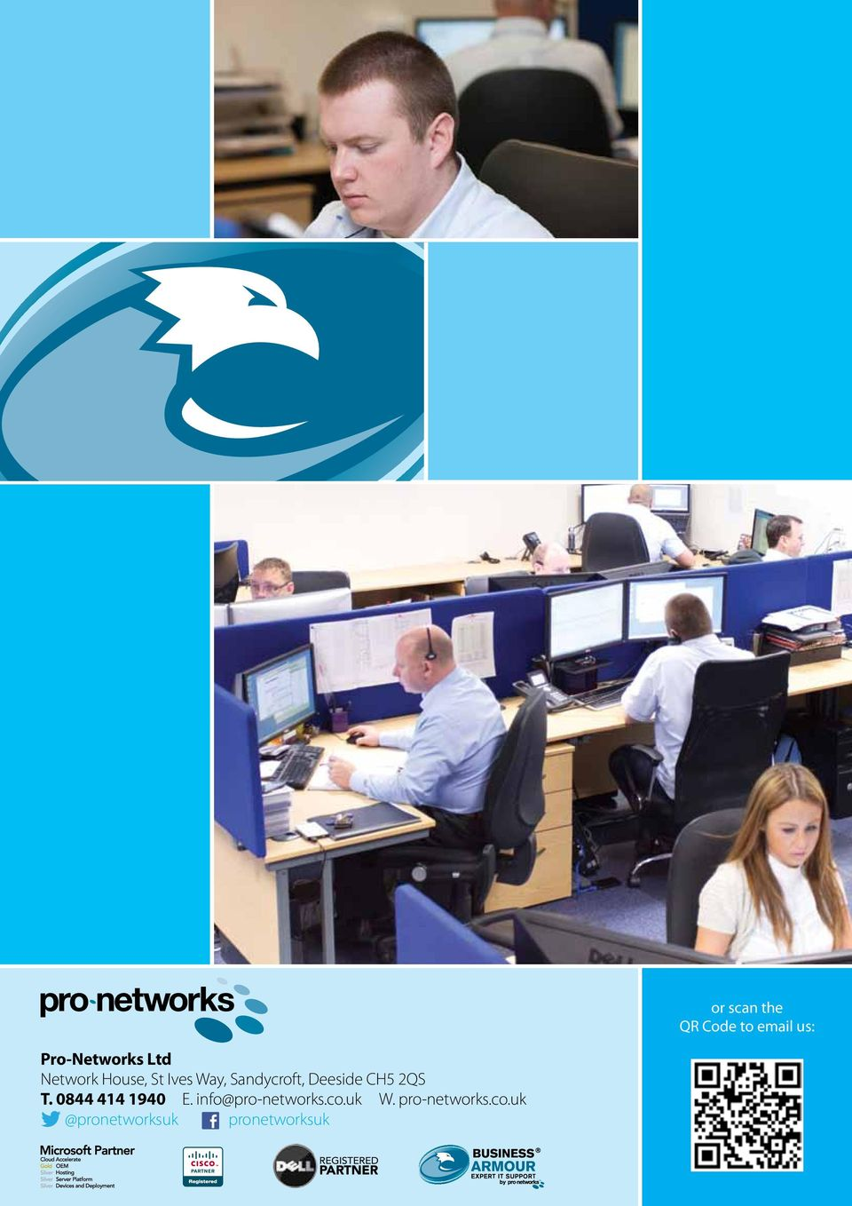 pro-networks.co.uk @pronetworksuk pronetworksuk t : 0844 414 1940 w : www.pro- networks.