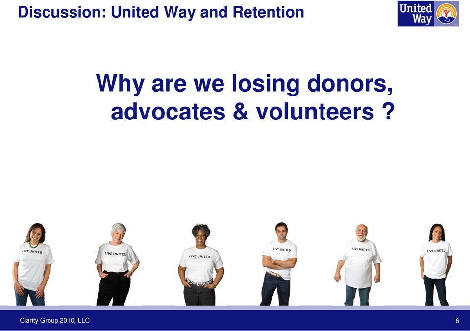 donors, advocates &