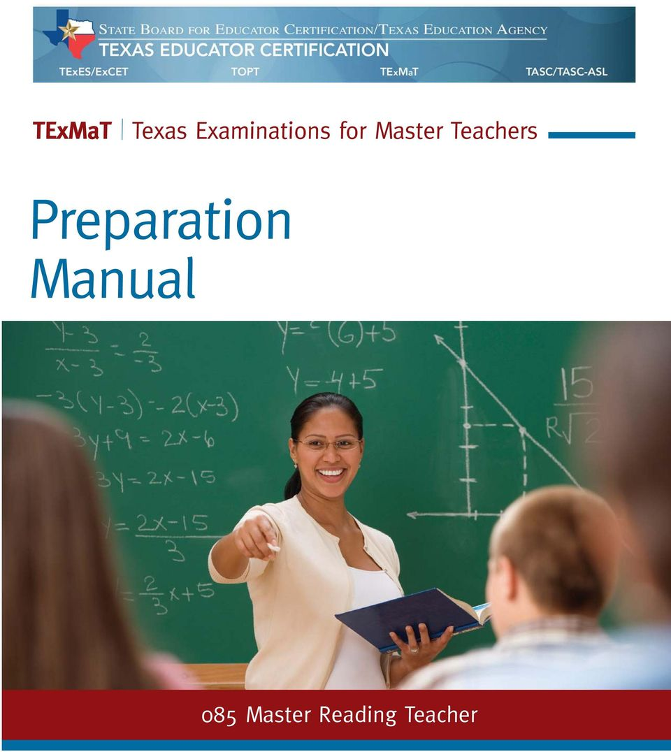 Teachers Preparation