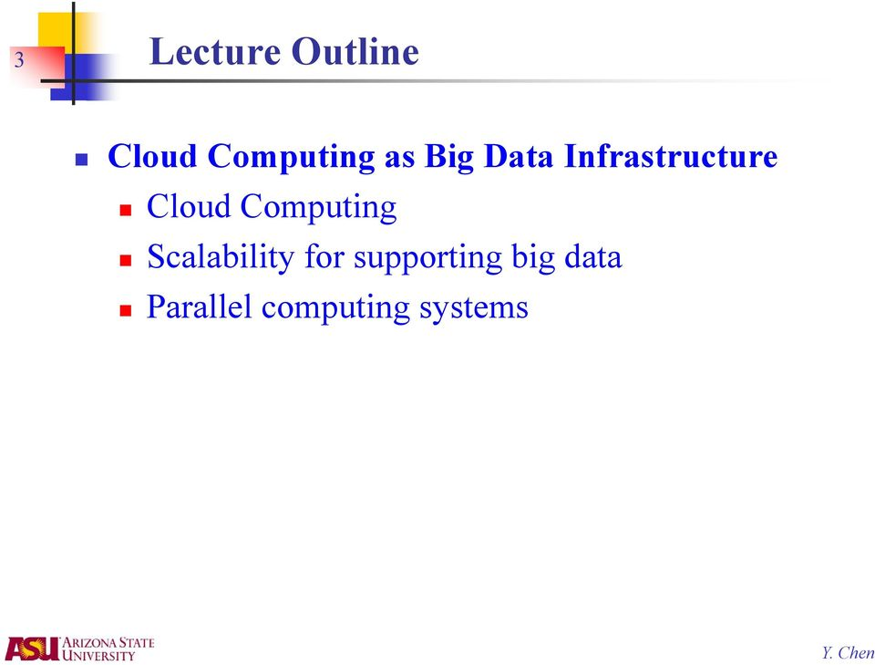 Computing Scalability for
