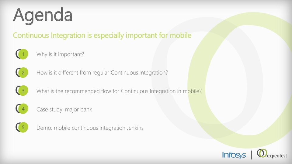 2 How is it different from regular Continuous Integration?