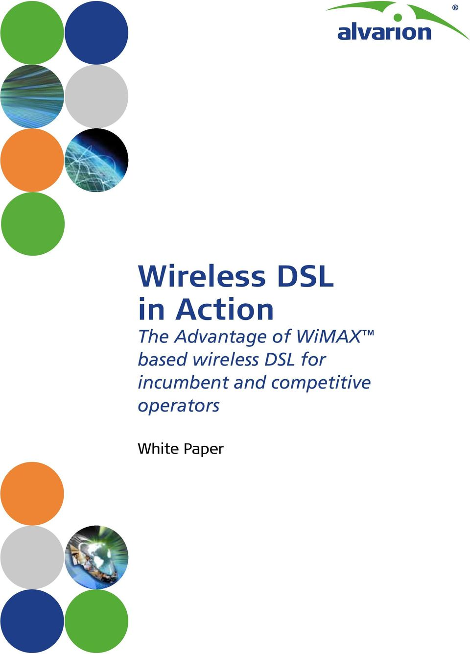 wireless DSL for incumbent