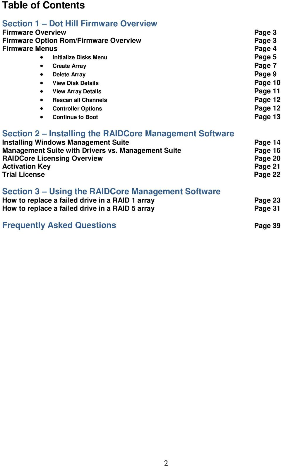 Management Software Installing Windows Management Suite Page 14 Management Suite with Drivers vs.