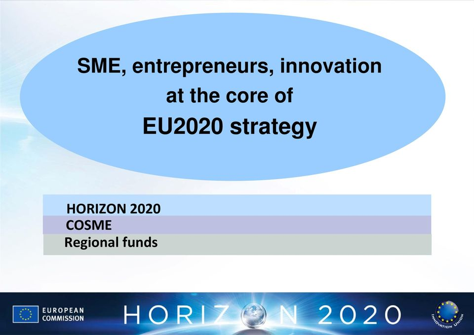 of EU2020 strategy