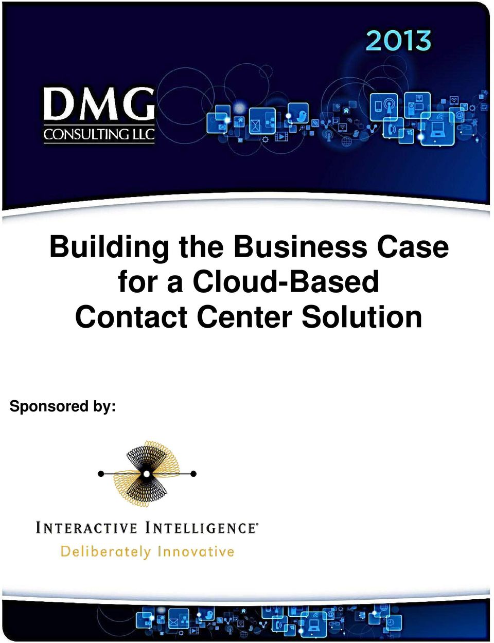 Center Solution Sponsored