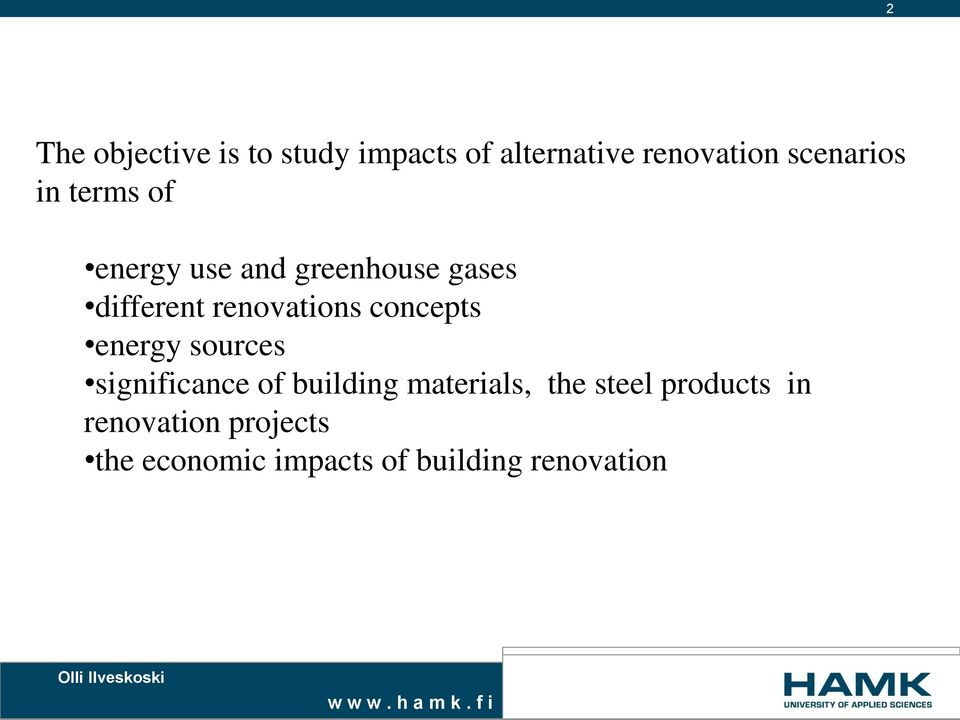 renovations concepts energy sources significance of building