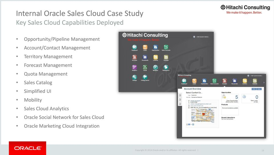 Forecast Management Quota Management Sales Catalog Simplified UI Mobility Sales