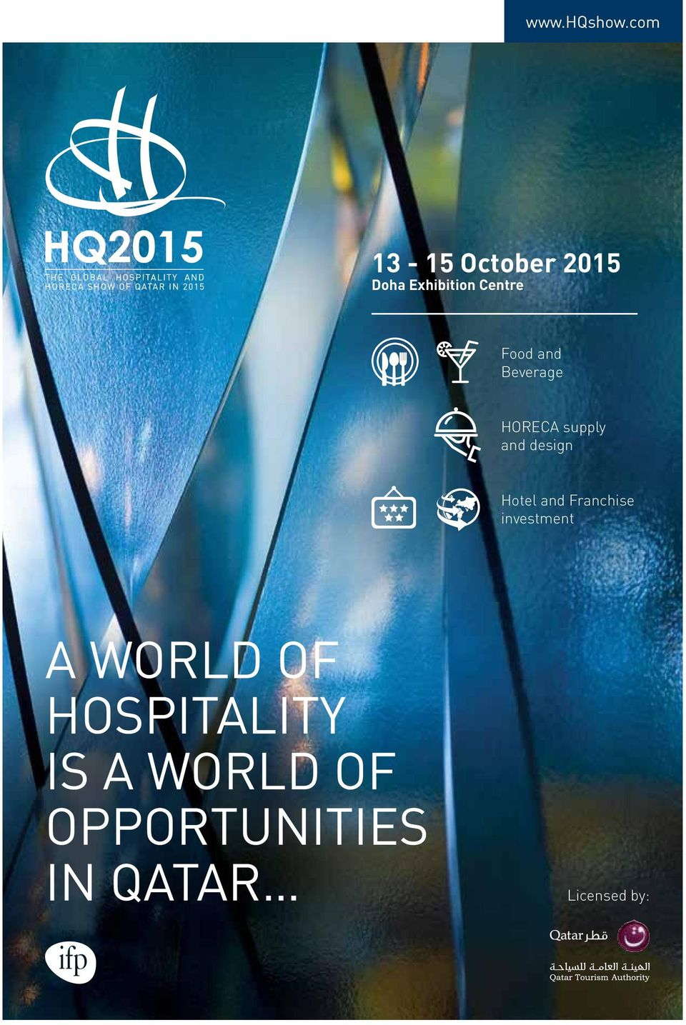 and Beverage HORECA supply and design Hotel and